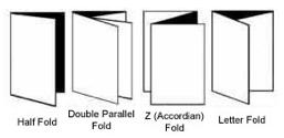 4 folds